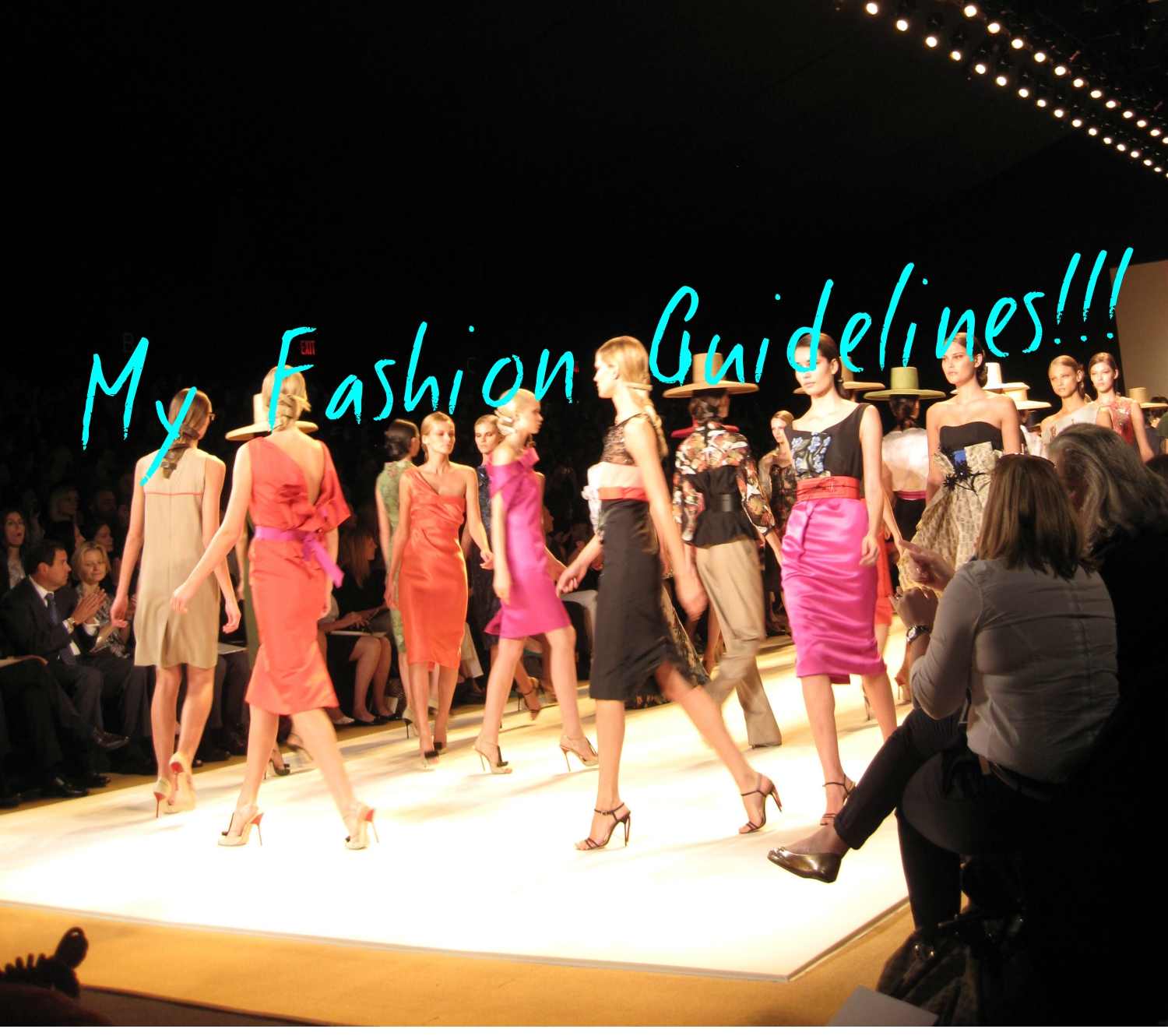 Fashion Guidelines: Simple Thoughts to Make Dressing Easier & Prettier