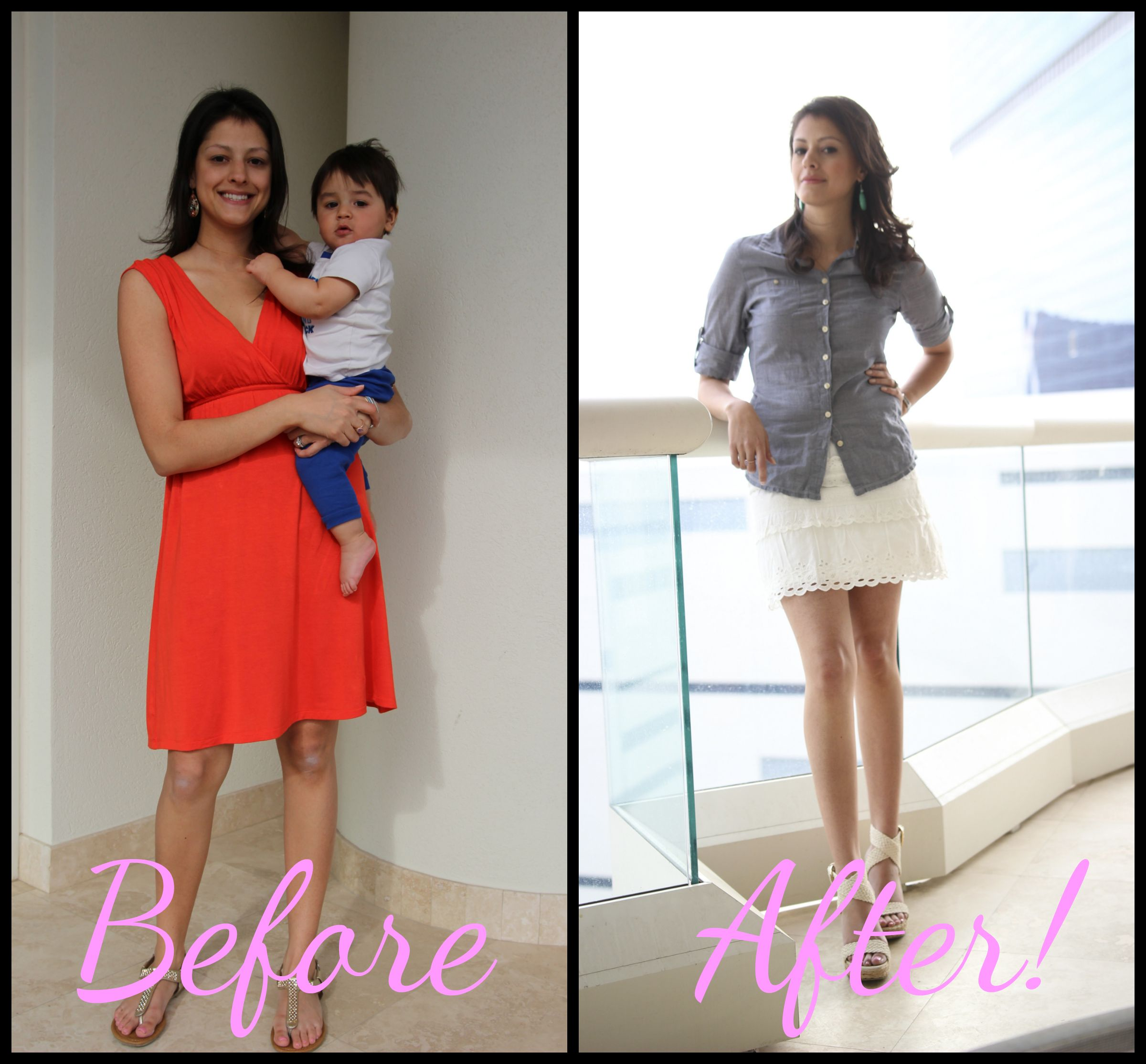 Makeover Monday: Yasmeen!