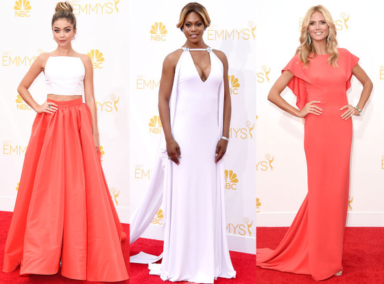 Best & Worst Dressed on the 2014 Emmy's Red Carpet!