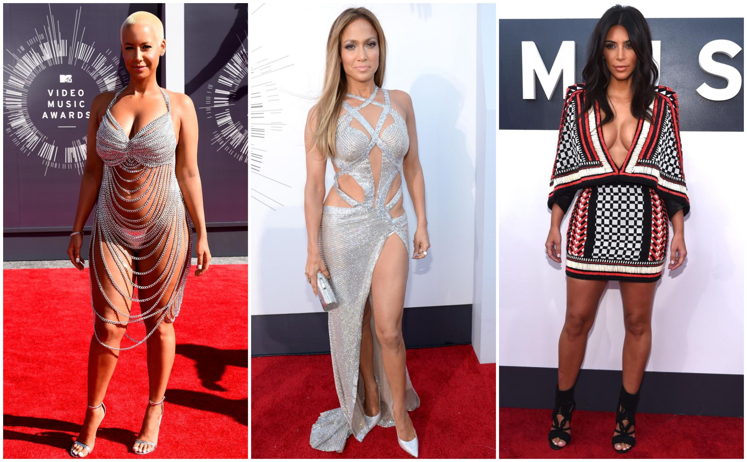 Best & Worst of the 2014 MTV VMAs Red Carpet