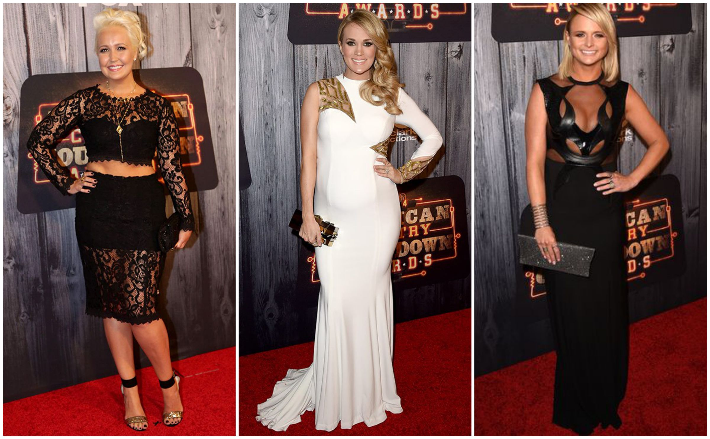 2014 American Country Countdown Awards Red Carpet Best & Worst Dressed!