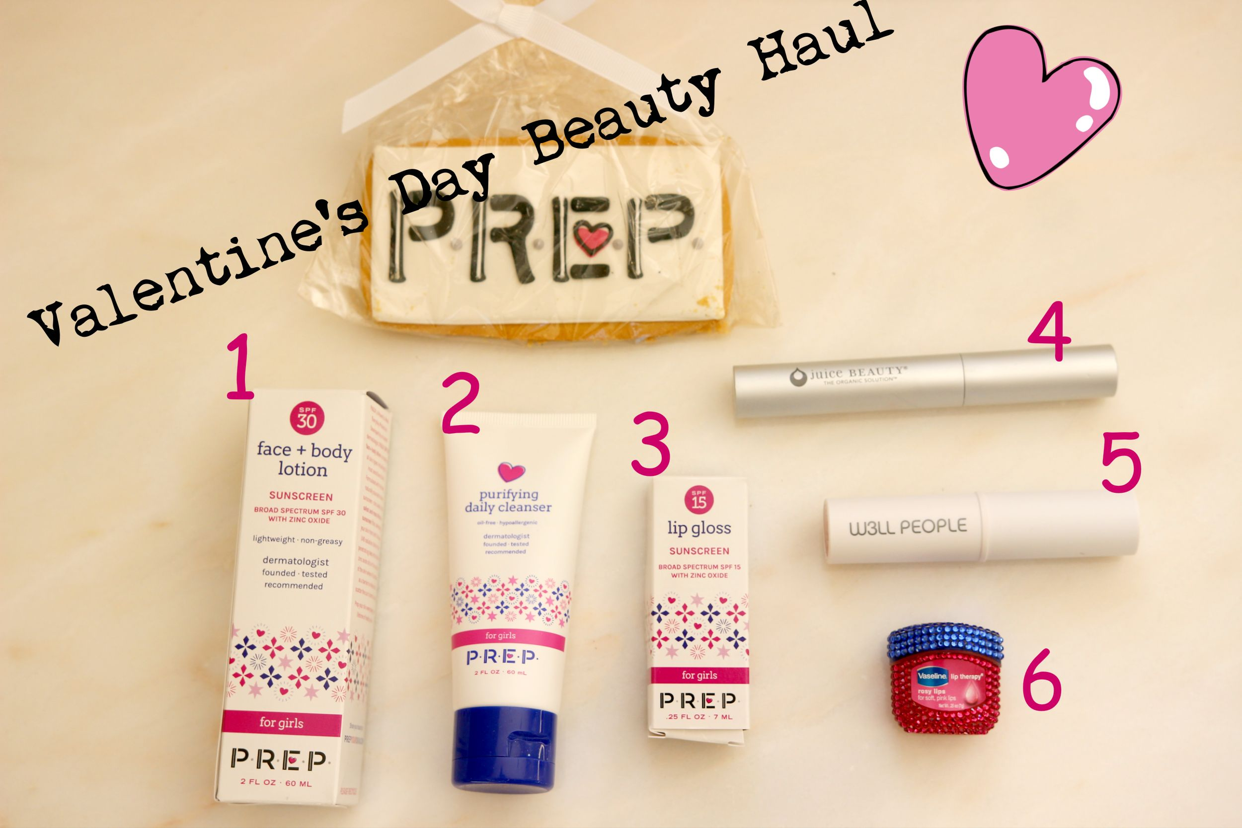 Valentine's Day Beauty Haul!