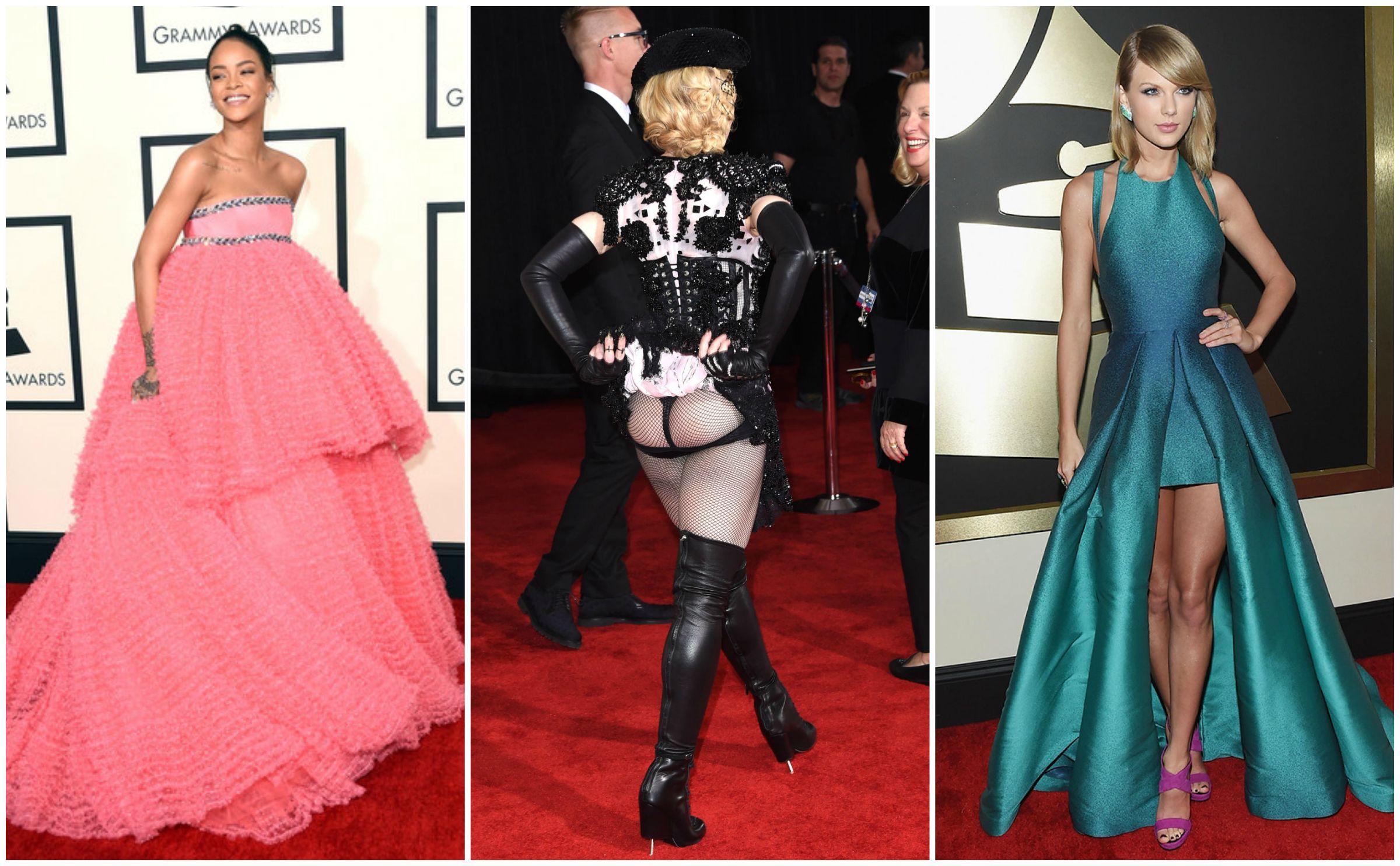 The 2015 Grammy Red Carpet Best & Worst Dressed!