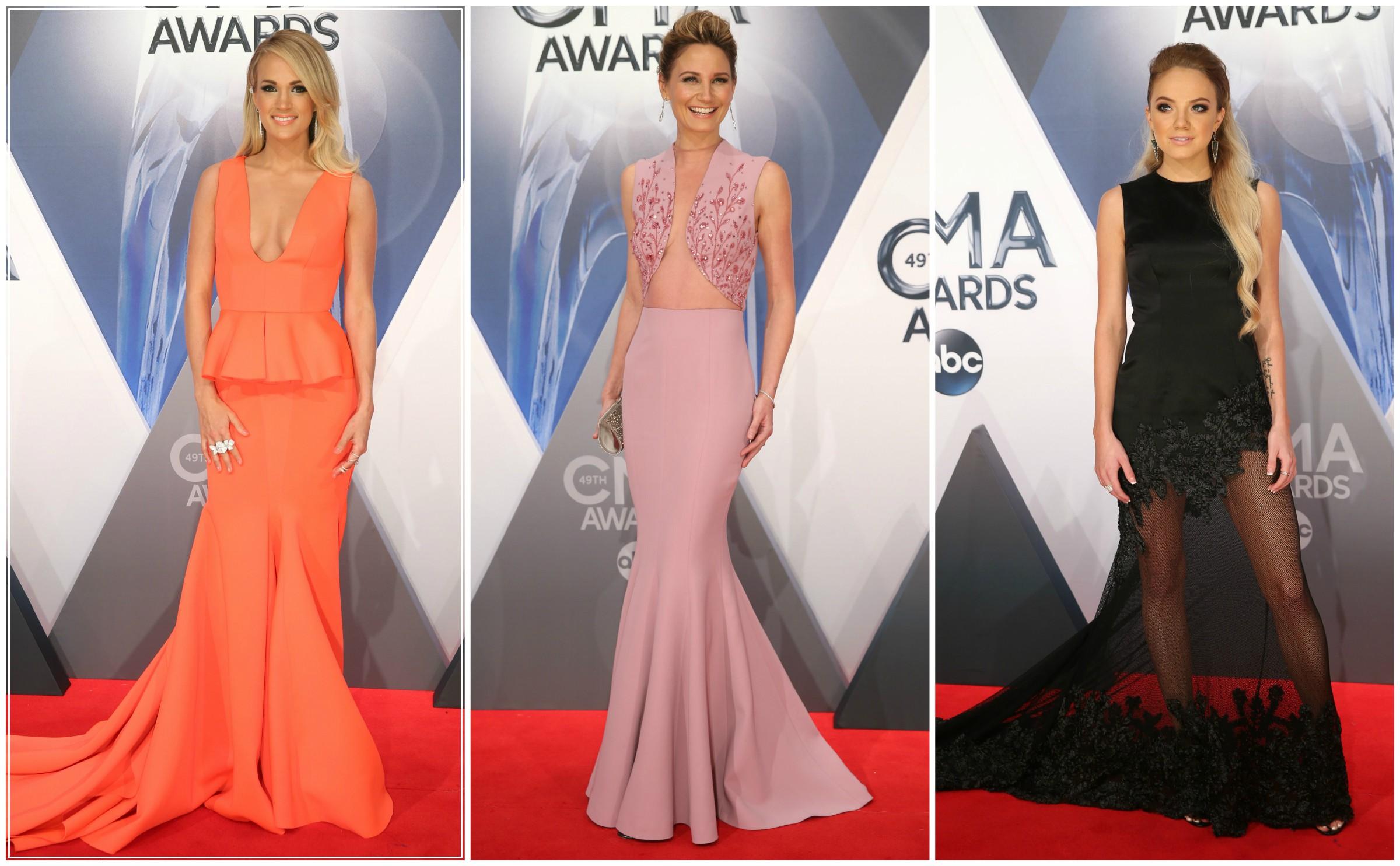 2015 CMA Awards Red Carpet– Best & Worst Dressed!